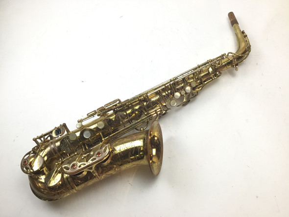 Used Selmer Super Balanced Action Alto Saxophone (SN: 36258)