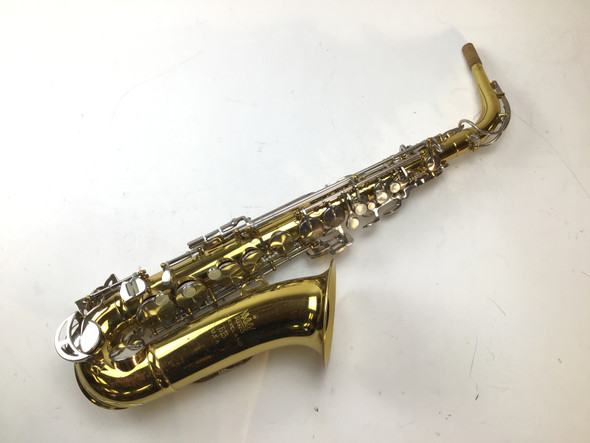 Used King Cleveland Model 613 Alto Sax (SN: 650487)