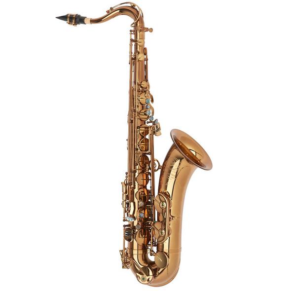 P Mauriat PMXT-66RCL Professional Tenor Saxophone - Cognac Lacquer