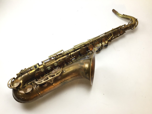 Used King Zephyr Tenor Saxophone (SN: 305464)