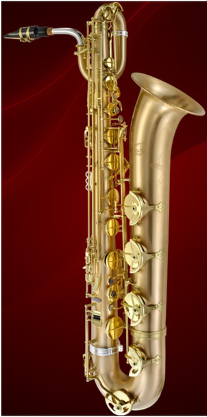P. Mauriat LeBravo Intermediate Baritone Saxophone