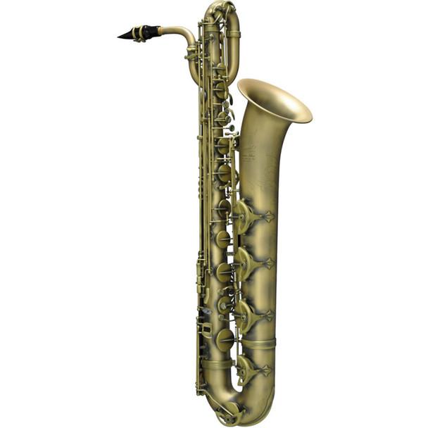 P. Mauriat PMB-300DK Professional Bari Sax Dark Finish