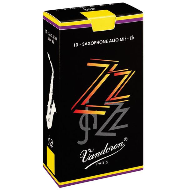 Vandoren Alto Sax ZZ Reeds