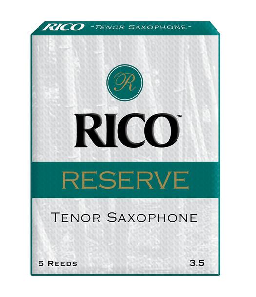 D'Addario Reserve Tenor Saxophone Reeds, Box of 5