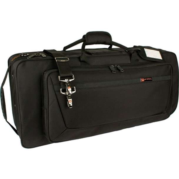 Protec Alto Sax / Flute / Clarinet Combination Tri Pro Pac Case Black