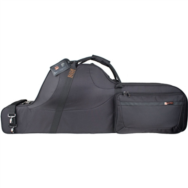 Protec Baritone Saxophone Contoured Pro Pac Case Black