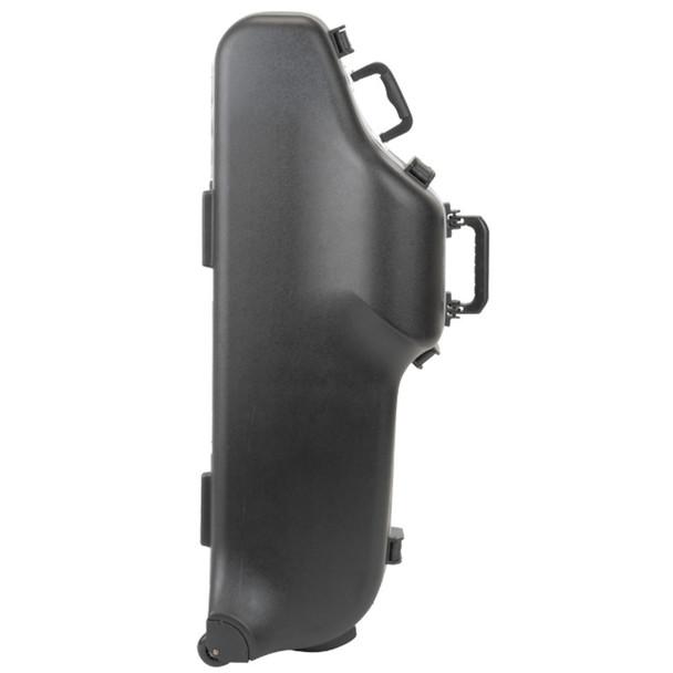 SKB Contoured Pro Baritone Sax Case with Wheels