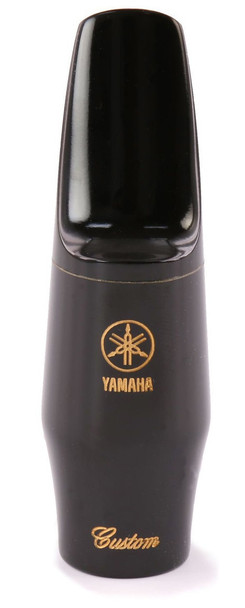 Yamaha Hard Rubber Alto Sax mouthpiece