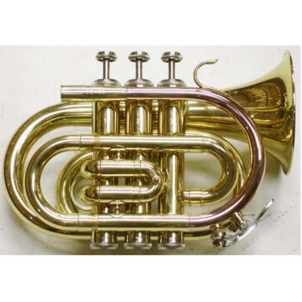 Dillon Pocket Trumpet
