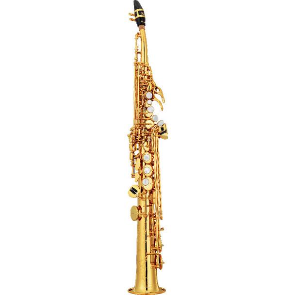 Yamaha Custom Z Soprano Saxophone, YSS-82ZR