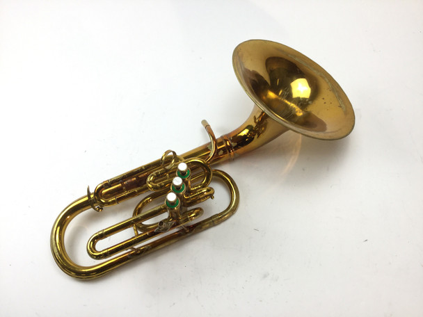 Used King Marching French Horn (SN: 616549)
