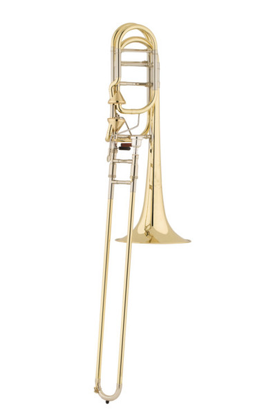 S.E. Shires Lone Star Model Bass Trombone with Axial-Flow F/G♭ Attachment