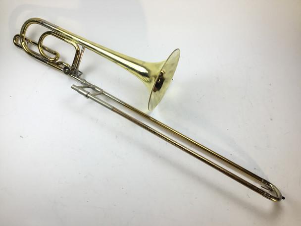 Used Conn 71H Bb/F Bass Trombone (SN: L79863)