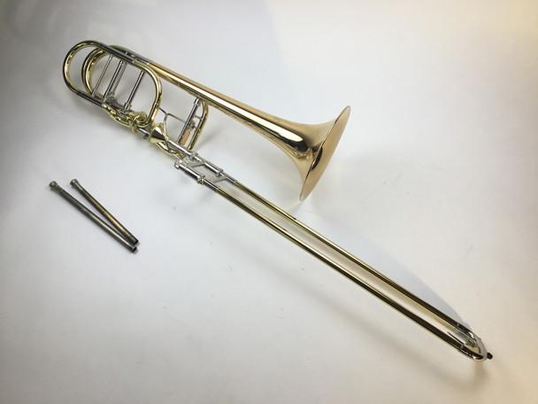 Demo Jupiter 1240RL-T Bb/F/Gb/D Bass Trombone (SN: N20091)