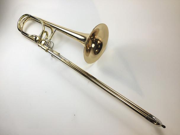 Used Kanstul 1662i Bb/F/Gb/D Bass Trombone (SN: 50645)