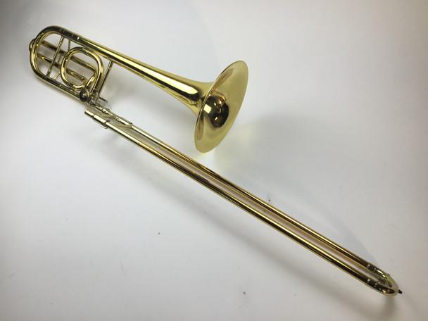 Used Conn Elkhart 72H Bb/F Bass Trombone (SN: H94464)