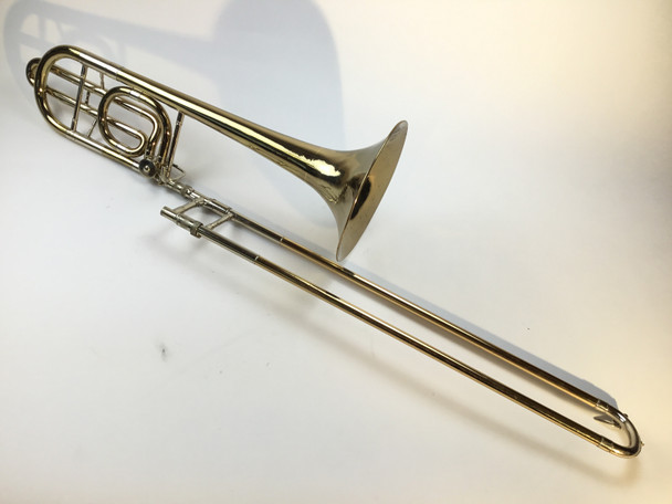 Used Conn 72H Bb/F Bass Trombone (SN: C97748)