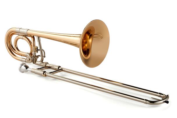 Slokar Eb/Bb -Alto Trombone, with case