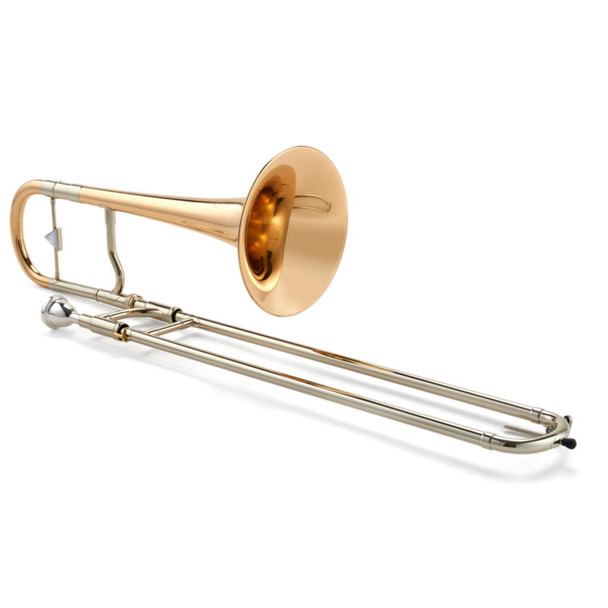 "Kuhnl and Hoyer Eb-Alto Trombone ""Orchestra alto"" w/ Case"