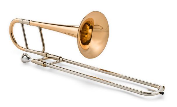 Slokar Eb-Alto Trombone, with case