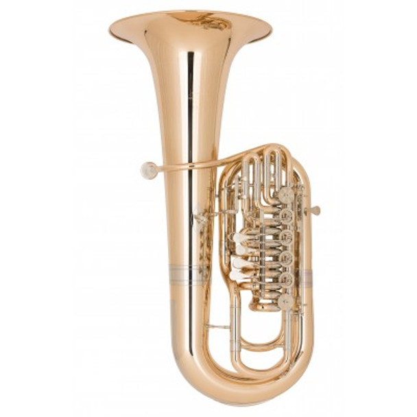 Miraphone Elektra 6 valve, Gold Brass, F Tuba