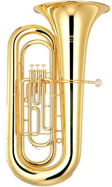 Yamaha Standard BBb Tuba w/case YBB-201WC