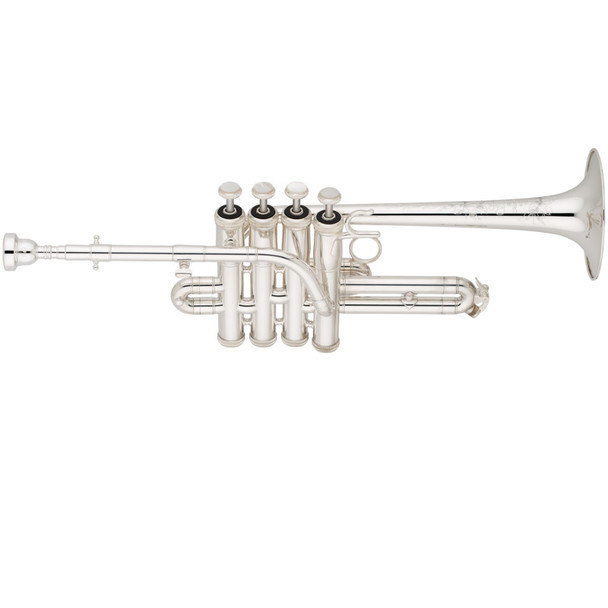 S.E. Shires Model 9Y Bb/A Piccolo Trumpet