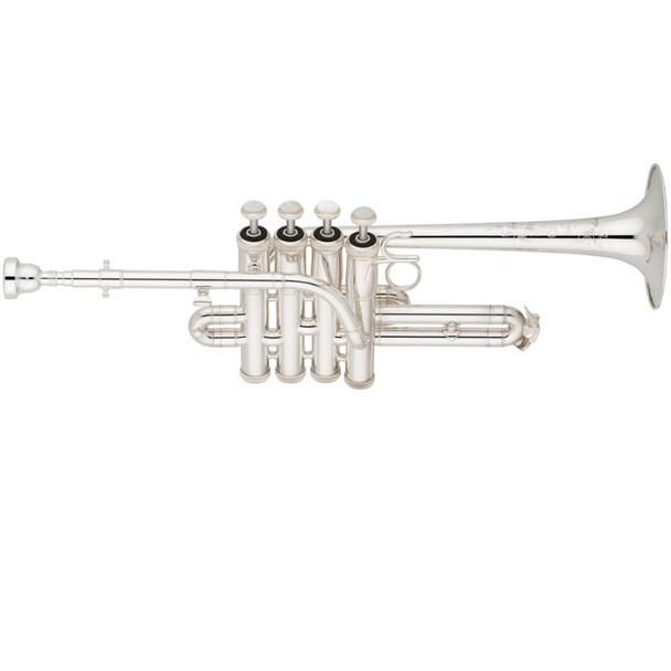 S.E. Shires Model 9Y Bb/A Piccolo Trumpet
