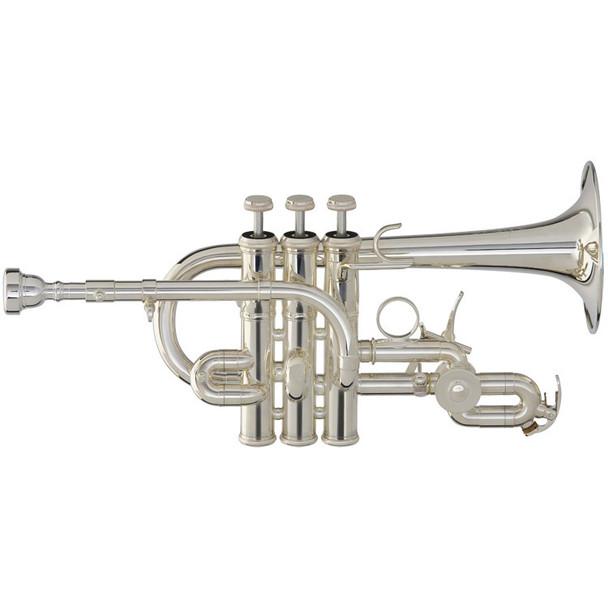 Yamaha Custom Piccolo Bb/A Trumpet, YTR-9825