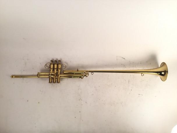 Used King Herald Trumpet (SN: 453843)