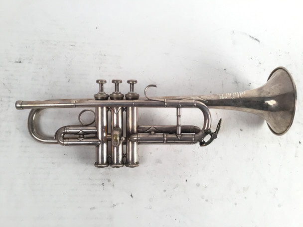 Used Couesnon & Cie Monopole D Trumpet (SN: 21)