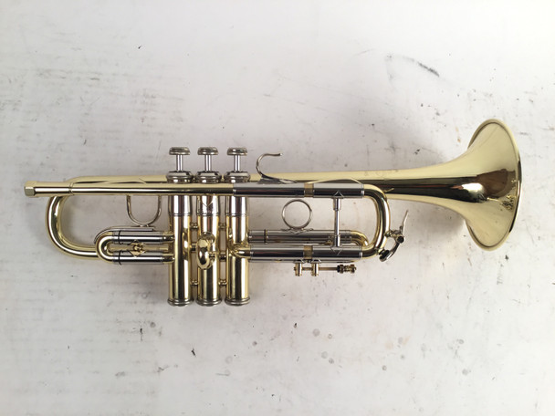Used Bach model 304 D Only Trumpet (SN: 35007)