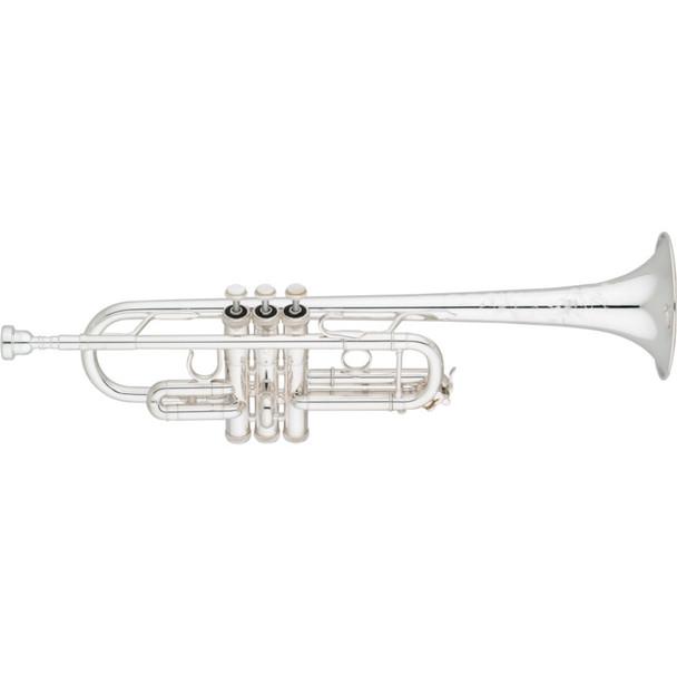 S.E. Shires Q Series TRQ11RS C Trumpet