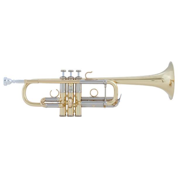 Bach Artisan model AC190 C trumpet