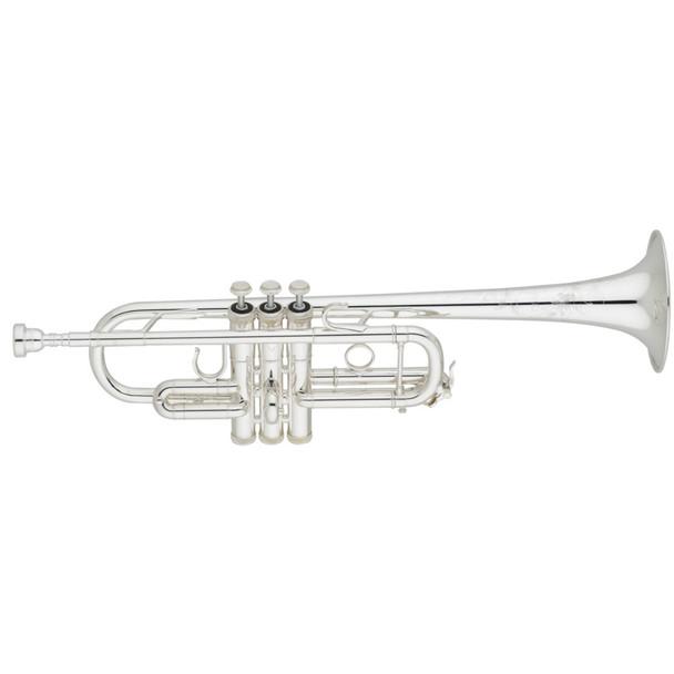 S.E. Shires C Trumpet Model Q13S