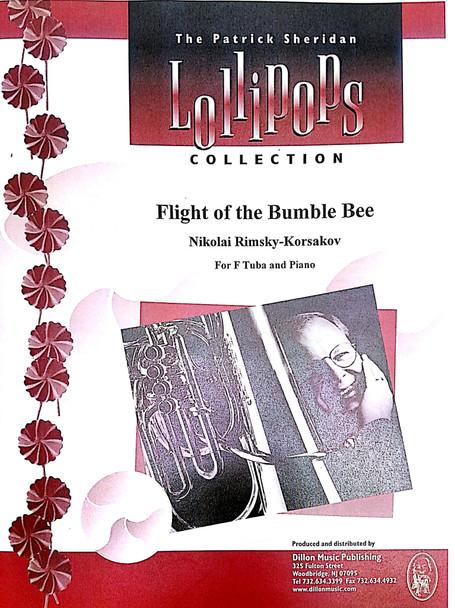 Flight of the Bumblebee (versions for E-flat tuba and for F tuba) - Rimsky-Korsakov