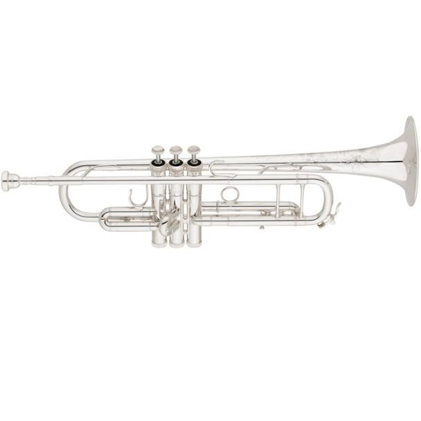 S.E. Shires Model B Bb Trumpet