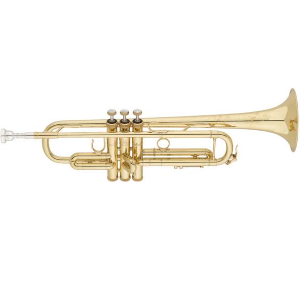 S.E. Shires Model CVLA Bb Trumpet