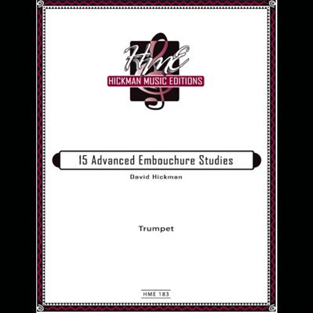 15 Advanced Embouchure Studies ( Hickman )