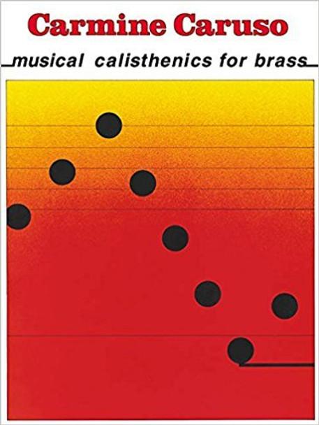 Carmine Caruso - Musical Calisthenics for Brass Instructional