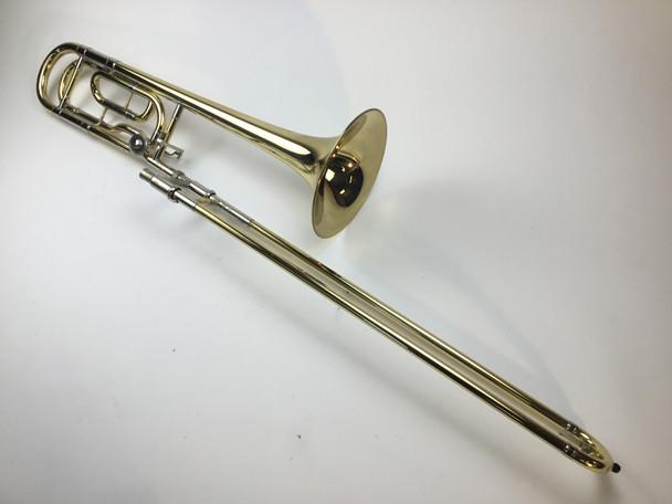 Used Yamaha Xeno YSL-882U Bb/F Tenor Trombone (SN: 001559)