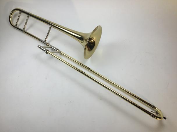 Used Courtois AC420TMB Bb Tenor Trombone (SN: 31120)