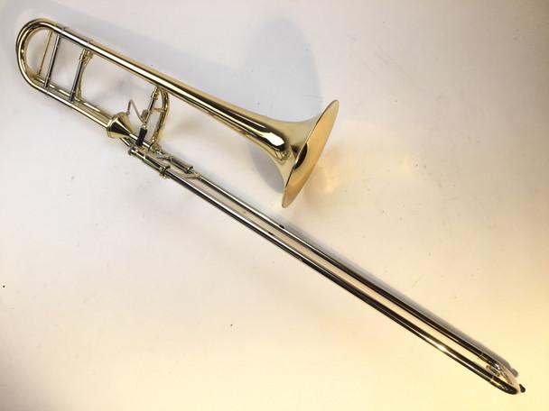 Demo/Used Princeton T-856 Bb/F Tenor Trombone (SN: ZJ16050137)