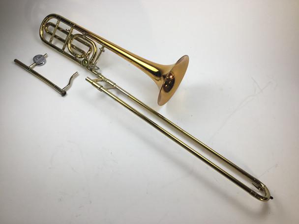 Used Conn 89H Bb/F Tenor Trombone (SN: 5558910)