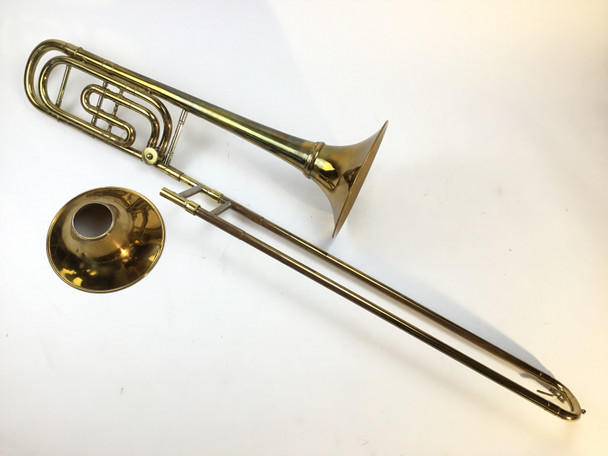 Used Conn 8H with Trigger and 2 Detachable Bell Flares (SN: 177397)