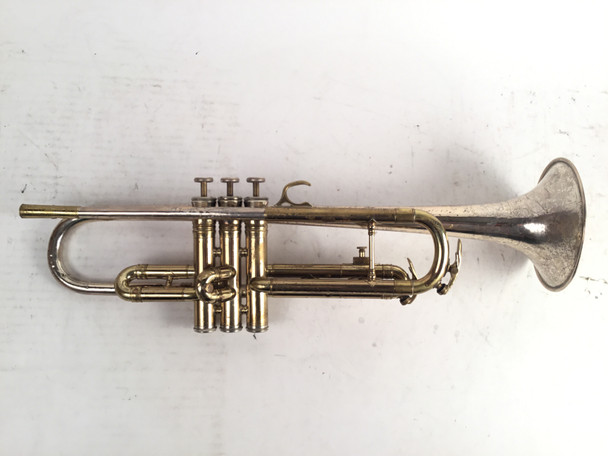 Used King Silver Sonic Super-20 Symphony Bb Trumpet (SN: 415939)