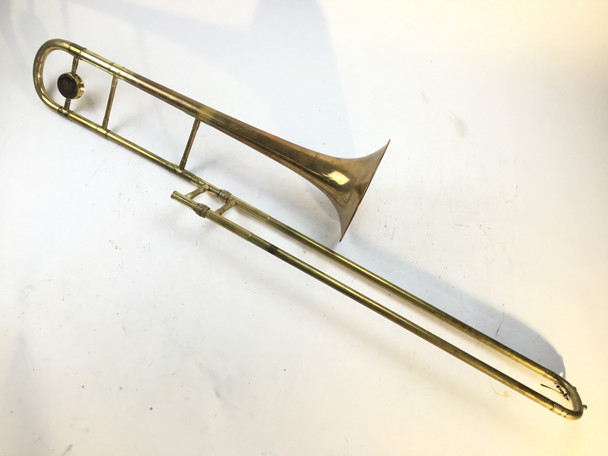 Used Conn Symphony (predecessor to 8H, c. 1912) Bb Tenor Trombone (SN: 125409)