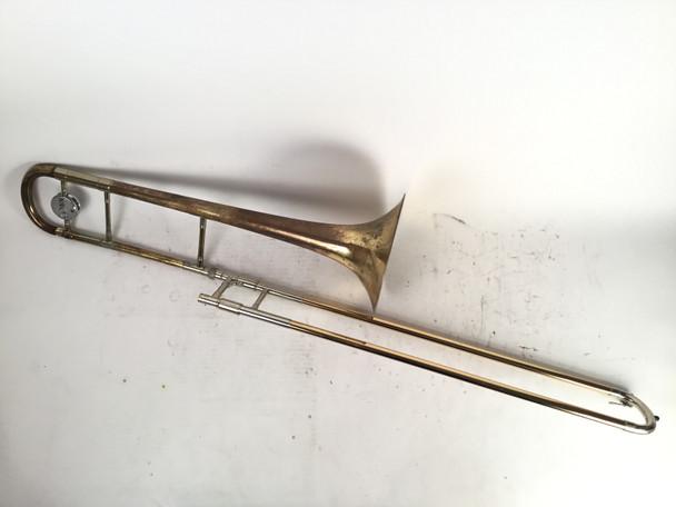 Used Conn Elkhart 8H Bb Tenor Trombone (SN: 674902)