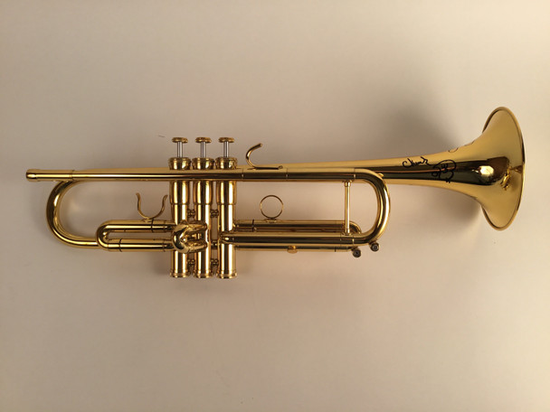 Used Canadian Brass (Getzen) Bb Trumpet (SN: 1041117)