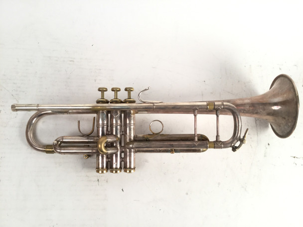 Used Bach LT43 Bb Trumpet with Tunable Bell (SN: 474587)